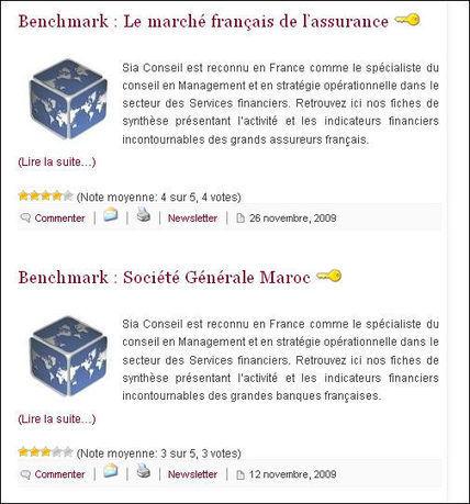 Définition Benchmark : Le glossaire illustré du marketing   Le Client   Scoop.it