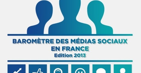 Baromètre des médias sociaux - 2013 | Réseaux sociaux et social media | Scoop.it