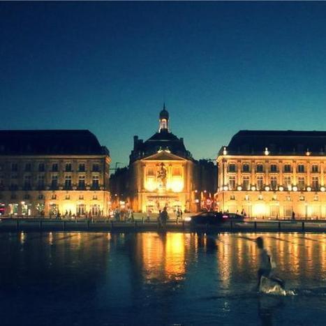 Laura on Twitter: Le miroir d'eau à Bordeaux il remplace l'amour que j'avais pour la Tour Eiffel à Paris http://t.co/NUZFtXcKBW | tourisme gironde | Scoop.it