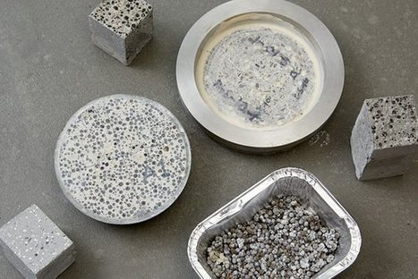 With This Self-Healing Concrete, Buildings Repair Themselves | Biomimicry | Scoop.it