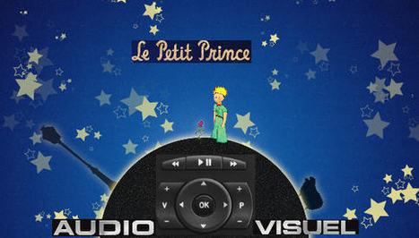 Le Petit Prince - Dossier Audiovisuel   Chansons et vidéos   Scoop.it