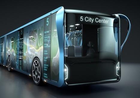 "Tad Orlowski imagine Willie, le bus du futur ""écran géant""! | Brand marketing and digital innovations | Scoop.it"