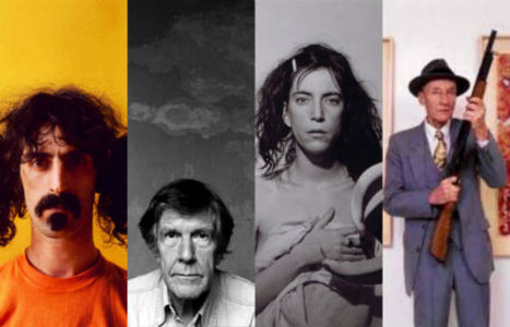 Frank Zappa, John Cage, Patti Smith & others celebrate William S. Burroughs at the Nova Convention | Archivance - Miscellanées | Scoop.it