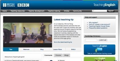 (EN) Top ten resources for English language teachers | Aprender idiomas | Scoop.it
