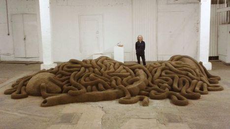 "Tanya Preminger: ""Harakiri"" | Art Installations, Sculpture, Contemporary Art | Scoop.it"