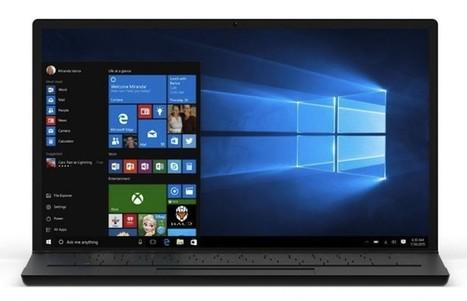 Windows 10 podría contar con función para permitir continuar el trabajo en otros dispositivos | Aprendiendoaenseñar | Scoop.it