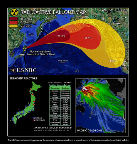 US-NRC-Japan-Fallout-Map-From-Destroyed-Fukushima-Daiichi-Nuclear-Plant.jpg (758x800 pixels) | Mapping & participating: Fukushima radiation maps | Scoop.it