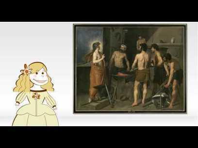 Obra Comentada: La fragua de Vulcano, de Velázquez | Mitología clásica | Scoop.it