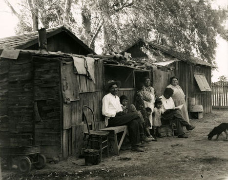 Primary Source #1 : Imperial Valley – People in Camps   Picture This   Mexican American During The 1930's   Scoop.it