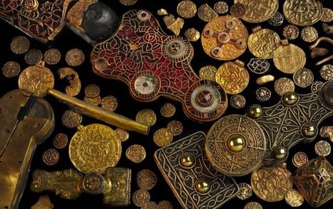 goud - gevonden schatten uit de middeleeuwen | Kathedralenbouwers | Scoop.it