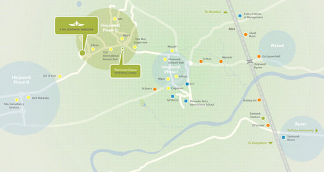 Properties in Hinjewadi | The Crown Greens | Scoop.it