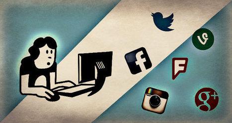 Argentina: Internautas pasan más tiempo en redes sociales | Noticias elearning | Scoop.it
