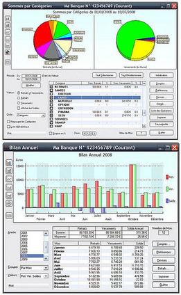 Logiciel financier gratuit Comptes Bancaires V8.0 Fr licence gratuite Suivi de vos Opérations financieres | Logiciel Gratuit Licence Gratuite | Scoop.it