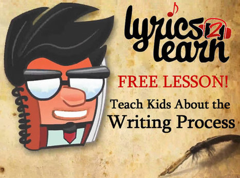 Lyrics2Learn | Literacy Centers for Teachers and Schools – | Elementary Reading Activities and Centers | Scoop.it