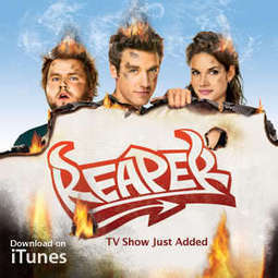 Watch Reaper TV Show Online | Visit and Watch TV Shows Online | Scoop.it