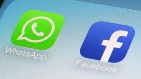 Datenschutz – Whatsapp gibt Telefonnummern von Nutzern an Facebook weiter | Facebook, Chat & Co - Jugendmedienschutz | Scoop.it