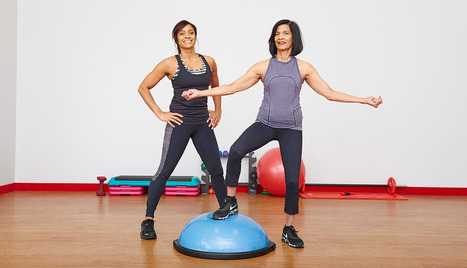 Exercise And Fitness Moves From Celebrity Trainer - AARP | Exercise and Nutrition Tips | Scoop.it