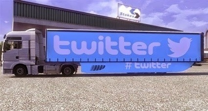 Euro Truck Simulator 2 Twitter dorsesi | Webbyn | webbyn | Scoop.it