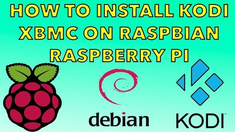How To Install Kodi XMBC on Your Raspberry Pi #piday #raspberrypi @Raspberry_Pi | Raspberry Pi | Scoop.it