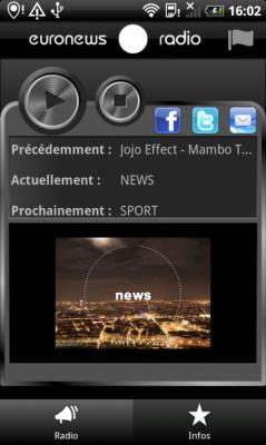 Succès pour le lancement deEuronews Radio, 300.000 auditeurs en 1 mois | Radio 2.0 (En & Fr) | Scoop.it