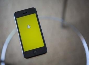 Snapchat: une valorisation à près de 10 milliards de dollars | Web information Specialist | Scoop.it