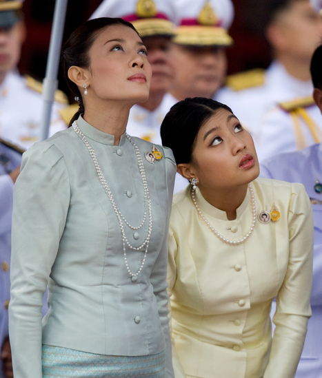 Thai princess clears shelves during 8-hour, $40,000 UK antique shopping spree   Antiques & Vintage Collectibles   Scoop.it