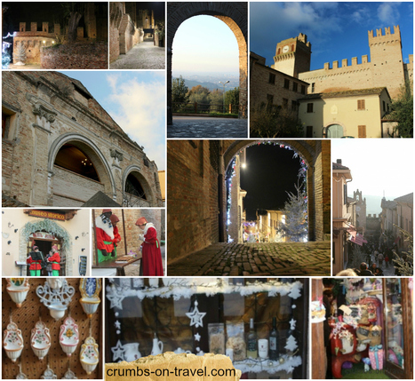 A must-see in the Marche Region: Gradara | Le Marche another Italy | Scoop.it