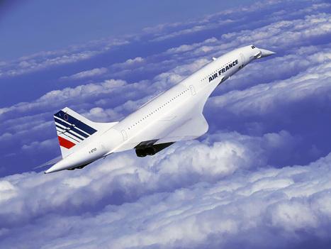Le Concorde va-t-il renaître de ses cendres ? | IFE, IFEC | Scoop.it