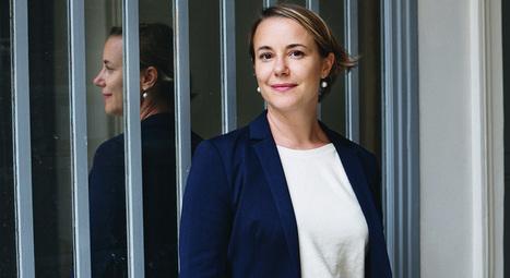 Parcours d'une femme qui favorise l'entrepreneuriat féminin | Entreprenariat féminin (2) | Scoop.it