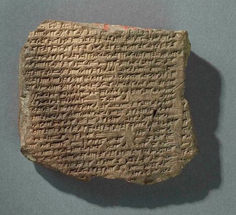 Why Dead Languages Like Akkadian Still Matter | Jewish Education Around the World | Scoop.it
