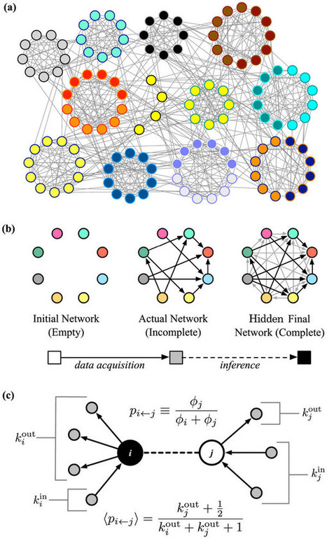 Bayesian Inference of Natural Rankings in Incomplete Competition Networks | Complex World | Scoop.it