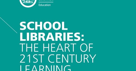 School Libraries: The heart of 21st C learning | ACT | School Library Learning Commons | Scoop.it
