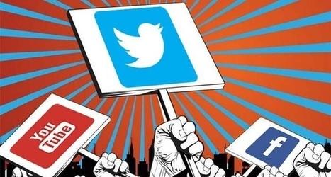 Politique: Assurez sa présence sur les réseaux sociaux | LINKSWITCH | Scoop.it