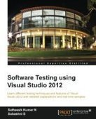 Software Testing using Visual Studio 2012 - PDF Free Download - Fox eBook | Software Testing using Visual Studio | Scoop.it