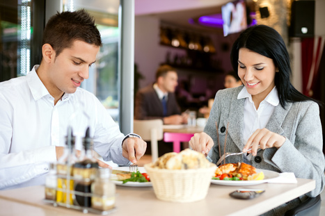 What your waiter can teach you about entrepreneurship   Recon Leadership   Scoop.it