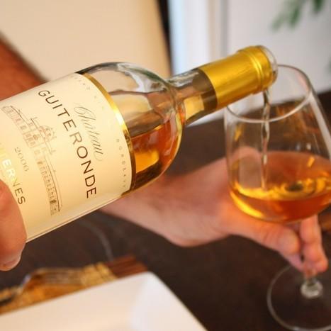 Bienvenue au Château Guiteronde, bénéficiaire de l'appellation Sauternes mais aussi, plus confidentielle, Barsac. | Verres de Contact | Scoop.it