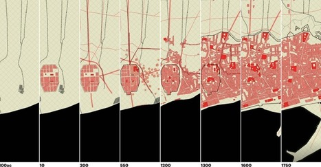 The History of Barcelona, in 26 Interactive Maps | Animer la ville | Scoop.it