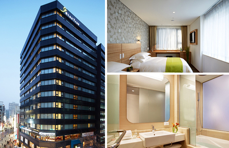 Official Site of Korea Tourism Org.: Business Hotel 'Nine Tree' Opens in Myeongdong | Turismo actual | Scoop.it