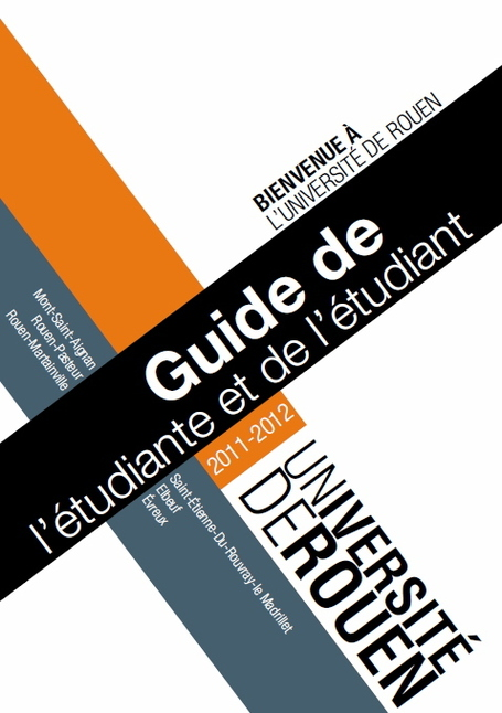Guide de l'étudiant 2011-2012 | Université de Rouen | Rouen | Scoop.it