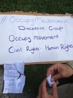 OCCUPY MELBOURNE - PRESSRELEASES | Magic Australia | Scoop.it