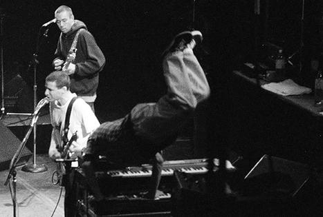 Money Mark: Crazy Handstand for his first album | Beastie Boys | Scoop.it