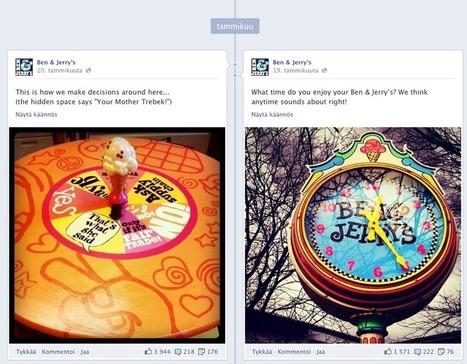 Facebook timeline tulee – oletko valmis? « Grapevine Media Oy | Opeskuuppi | Scoop.it