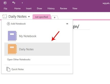 Evernote2OneNote: Migrate notes from Evernote to OneNote | Gestion de l'information | Scoop.it
