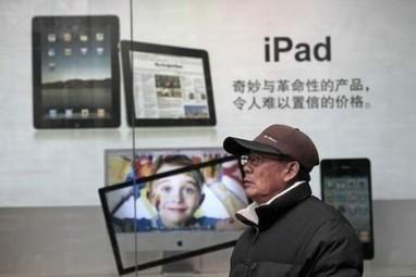 iPad, l'utilisation du nom de marque interdit en Chine   tactiphone   Droit des Marques   Scoop.it