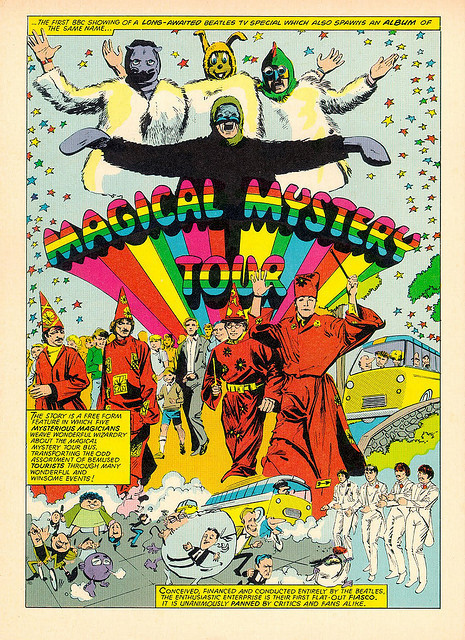 The Beatles in Comics | Random Ephemera | Scoop.it
