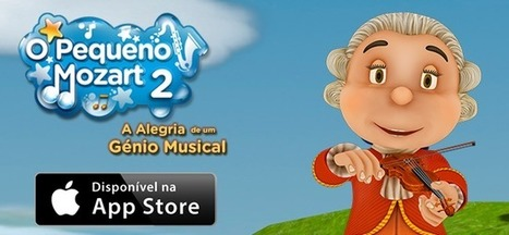 O Pequeno Mozart 2 | Imagina | maquintel | Scoop.it