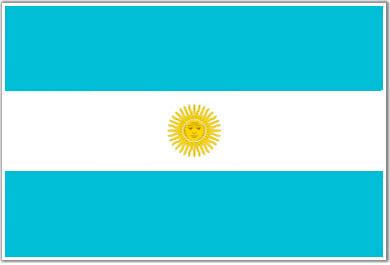 Flag of Argentina | Argentina, Jessica Walker | Scoop.it