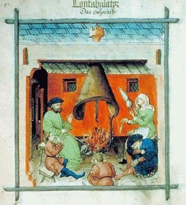 Gastronomía medieval. César Ojeda.Ilustrado (Descárgalo gratis)   El pan y el vino en la antigua Roma   Scoop.it