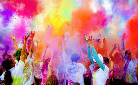 How Color Theory Affects Landing Page Conversion - Unbounce | Graphisme | Scoop.it