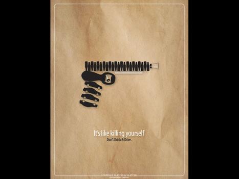 Une publicité frappante... | Blogue De Bières | Scoop.it